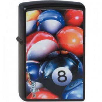 2010. Zippo Mazzi-8 Ball Billiards   -    Free shipping