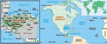 HONDURAS 1 LEMPIRA 2000 P 84 UNC