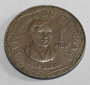 PHILIPPINES 1 PISO 1981 XF