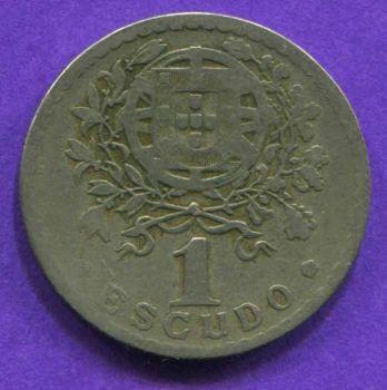 PORTUGAL 1 ESCUDO 1929