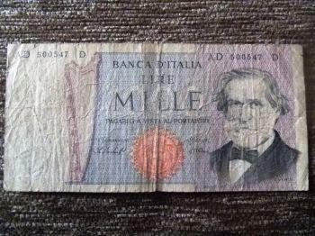 ITALY 10.000 1989 AUNC