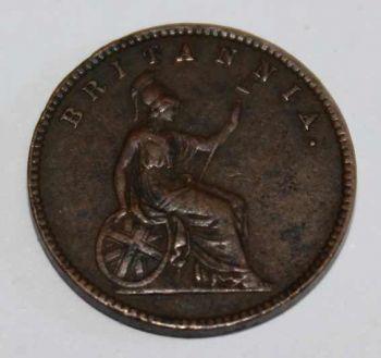 1 Λεπτό 1857 Ιωνικό