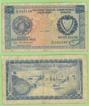 Πεντόλιρο Κύπρου 2003 ακυκλοφόρητο