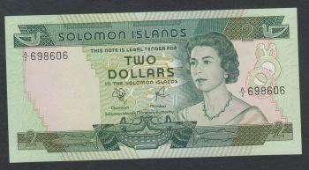 SOLOMON ISLANDS, 20 Dollars ND (2017) UNC