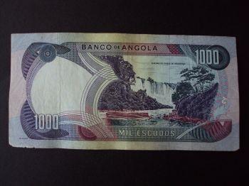 ANGOLA 500 KWANZAS 1991 P-128b UNC