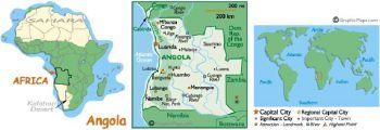 ANGOLA 5 KWANZAS 2012 (2017) UNC
