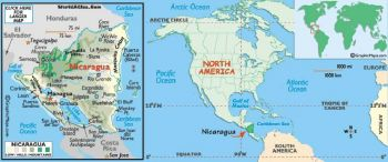 NICARAGUA 1.000 CORDOBAS 1985-1988 P-156 UNC