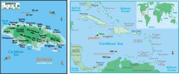JAMAICA 2 DOLLARS 1993 P-69e UNC