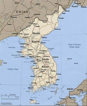 SOUTH KOREA 1000 WON 1983 P 47 UNC