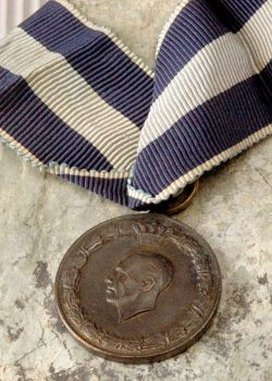 GREECE WWI MEDAL FOR LAND OPERATIONS 1940-1941