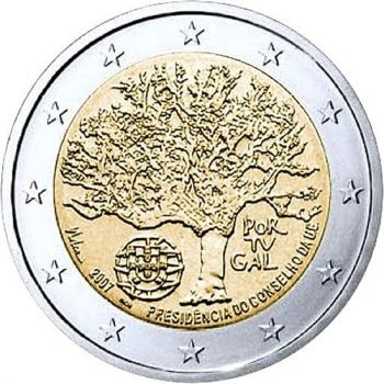 2007 Portugal 2 Euro Commemorative Coin UNC