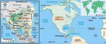 NICARAGUA 1 CENTAVO 1991 P 167 UNC