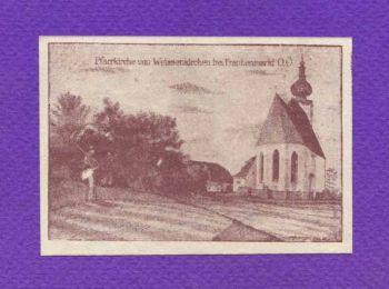 Austria 50 Heller 1920 St Margarita Notgeld