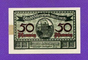 Germany 50 Pfennig 1921 Notgeld