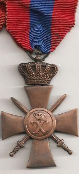 Greece - War Cross 1940 C Class