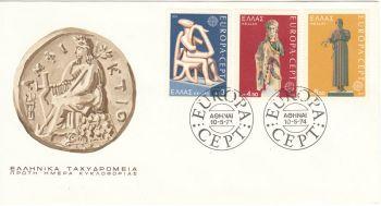 GREECE - EUROPA 1974