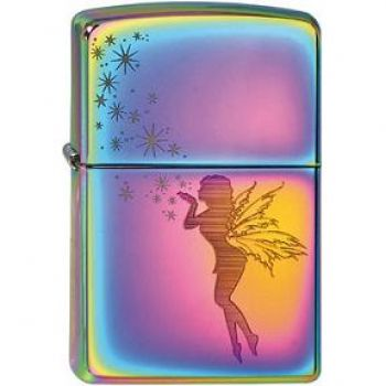 Zippo  Star Dust Fairy  2008   -   Free shipping