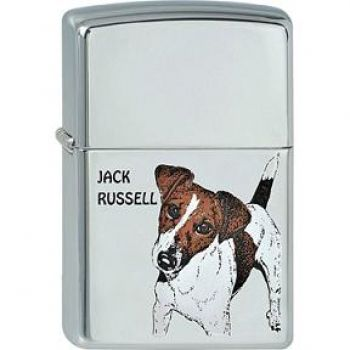 Zippo Christines Jack Russell 2009  -   Free shipping
