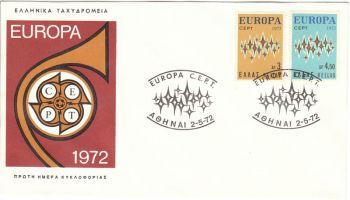 GREECE 1972 - EUROPA 1972