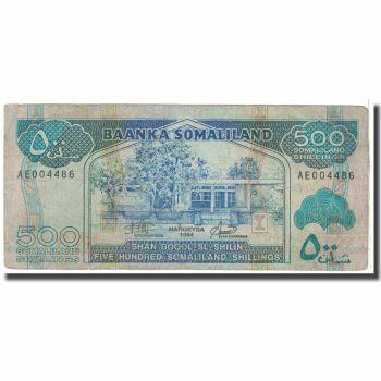 SOMALILAND 1000 SHILLINGS (LION) 2006 UNC
