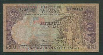 SAMOA 50 Tala 2008 UNC