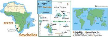 SEYCHELLES 100 RUPEES  2001 P-40 UNC