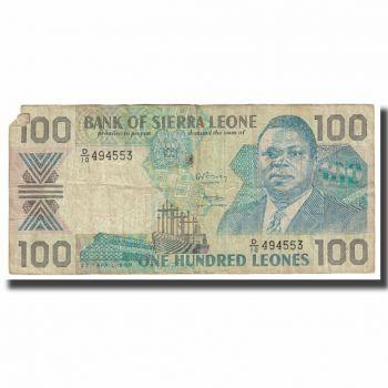 SIERRA LEONE 5.000 LEONES 2006 P-26 UNC
