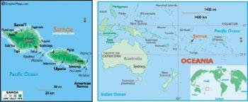 WESTERN SAMOA 10 TALA ND 2008 P NEW UNC