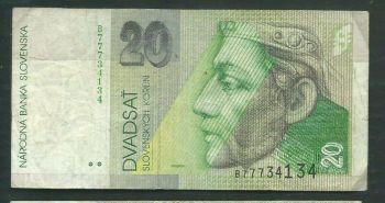 SLOVAKIA 500 KORUN 2006 (Bratislava castle) pre Euro UNC