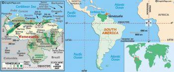 VENEZUELA 1 BOLIVAR 1989 P 68 UNC