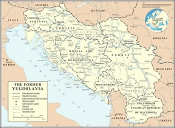YUGOSLAVIA 50 DINARA 1990 UNC