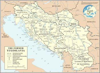YUGOSLAVIA 100 DINARA 1.8.1965 P 80 UNC