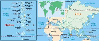 MALDIVES 50 RUFIYAA 2000 P 21 UNC