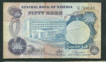 NIGERIA 500 NAIRA 2002 AUNC