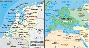 NETHERLANDS 25 Gulden 1989 P-100 UNC