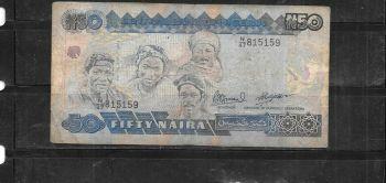 NIGERIA 100 NAIRA 2009 UNC