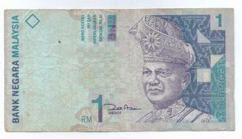 MALAYSIA 10 RINGGIT 2001 P 46 UNC
