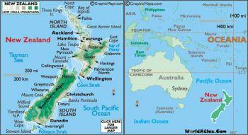 NEW ZEALAND 50 DOLLARS 2007 P-188 POLYMER UNC