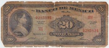 MEXICO 50 PESOS 2012 POLYMER UNC