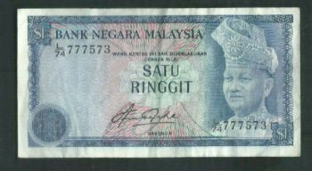 MALAYSIA 2 RINGGIT P 40 UNC