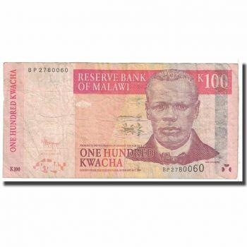 MALAWI 200 KWACHA 2004 P 47 UNC