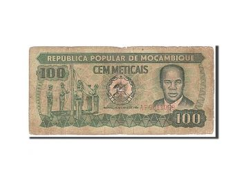 MOZAMBIQUE 20 METICAIS (RHINO) 2006 P 143 UNC