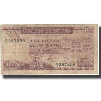 MAURITIUS 100 RUPEES 2009 UNC