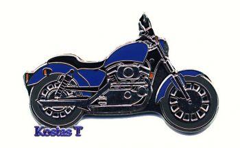 Harley Davidson Έγχρωμο δολάριο Σομαλίας Νο2