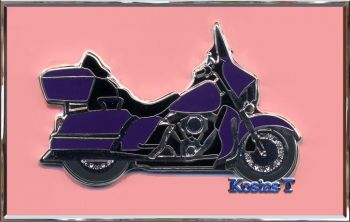 Harley Davidson Έγχρωμο δολάριο Σομαλίας Νο5