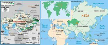 KAZAKHSTAN 50 TENGE 20 YEARS NATIONAL CURRENCY 2013 UNC