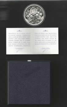 10 EURO silver proof 2006 National Park of Olympos