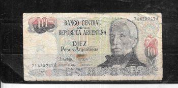 Argentina 100 Peso 2012-2016 Evita Peron UNC