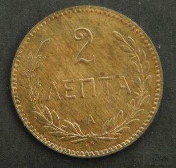 2 lepta 1901