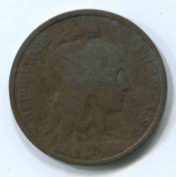 France 5 Centimes 1913